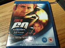 Gone In 60 Seconds (Blu-ray 2007) NEW/SEALED,  ACTION, THRILLER, Nicholas Cage