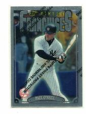 1996 Finest Silver/Uncommon #242 Paul O'Neill New York Yankees