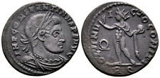 More details for constantine the great (317 ad) very rare follis. rome #ma 9228
