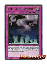 YUGIOH x 1 Call of the Haunted - GLD5-EN046 - Gold Rare - Limited Edition Near M