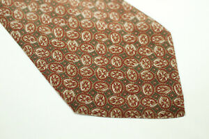 PROCHOWNICK Silk tie Made in Italy F6766