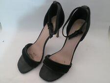 Mimco  Black  SUEDE heels Size 39
