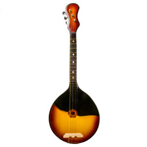 New Russian Domra / Prima 3 Strings Real Musical Instrument ДОМРА