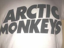 ARTIC MONKEYS T-SHIRT OUT OF PRINT  INDIE  ROCK  LADIES FIT  MED
