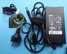 Orginal cable cargador dell xps 15 l501x l502x pa-4e 130w Cargador fuente alimentación Charger