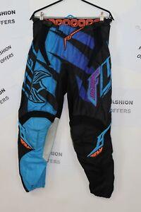 FLY RACING Mens KINETIC INVERSION Cordura Morocross Pants sz 34
