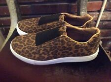 Women's Animal Print Sneakers Size 9.5
