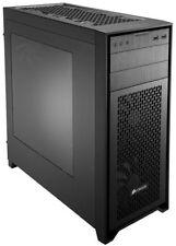 Case in alluminio nero per prodotti informatici