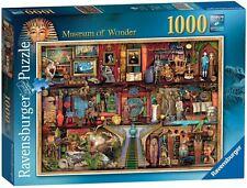 "RAVENSBURGER PUZZLE*1000 TEILE*AIMEE STEWART*MUSEUM OF WONDER*RARITÃ""T*OVP"