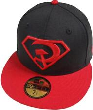 New Era Superman Red Son Rising Cap 59fifty 5950 Fitted Special Limited Edition