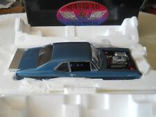 GMP SUPERCAR COLLECTIBLES 1969 CHEVY NOVA 1 of 420 PART 18809 1:18 Diecast w Box