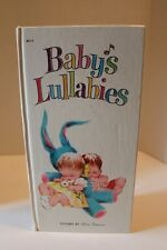 Babys Lullabies 1965 Alice Freeman Grosset & Dunlap