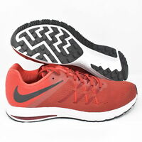 Nike Zoom Winflo 3 831561-602 Mens Running Shoes Red Black & White