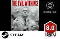 The Evil Within 2 [PC] Steam Download Key - FAST DELIVERY