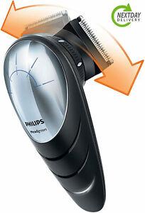 Philips Mens Hair Clippers Cut Your Own Hair Cordless DIY Cutting Clipper Set
