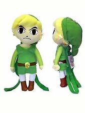 "Legend of Zelda Spirit Tracks Link Plush 18"" inches Doll Backpack NEW & Licensed"
