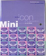 MINI THE DESIGN ICON OF A GENERATION - L J K SETRIGHT ISBN:1852278153 CAR BOOK