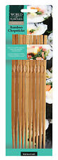 KitchenCraft - World Of Flavours Bamboo chopsticks