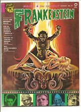 Castle of Frankenstein #17 VG/FN 5.0 1971 Gothic Castle Pub See my store