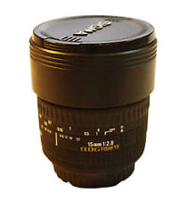 Sigma 15mm f/2.8 DG EX Lens for Canon