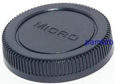 Rear  Cap , fits  Panasonic Lumix   &  Olympus  MICRO  4/3 mount  camera lens
