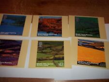Northern Ireland 16 March 2004 PHQ 262 set Royal Mail Stamp Card Series