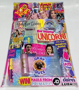 TOP OF THE POPS MAGAZINE #338 With AMAZE GIFTS! ARIANA, Billie (NEW)