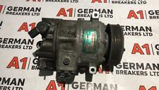 GENUINE 04-12 VW SEAT SKODA AUDI AIR CONDITIONING PUMP COMPRESSOR 1K0820803G