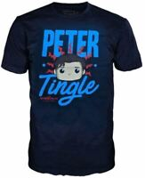 🕸FUNKO T-SHIRT🕸PETER TINGLE🕸MARVEL COLLECTOR CORPS🕸SIZE XXL🕸BRAND NEW🕸