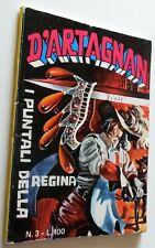 D'ARTAGNAN N.3 1969 CORNO
