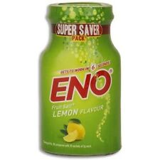 Eno Fruit Salt Lemon Flavour Digestive Solution For Fast Relief 100g / 3.52 oz