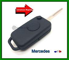 Coque Télécommande Plip Clé Mercedes 1 bouton W124 W168 W208 W210 Sprinter+LAME