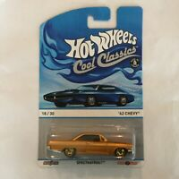 Hot Wheels Cool Classic 2014 '62 Chevy with new Case