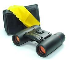 New 30x60 Compact Mini Pocket Binoculars Binocular Black Folding Case And Cloth