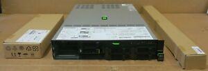 Fujitsu Primergy RX2540 M4 8-Core Silver 4108 1.8GHz 48GB Ram 1x 4TB HDD Server
