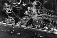 7x5 Gloss Photo ww82D Normandy D-Day Omaha Beach Dog Red Easy Green