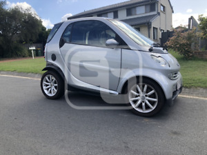 Smart Car Coupe Fortwo 2004 parting out all parts available Gold coast