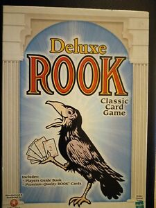 Winning Moves DELUXE ROOK PLAYER'S EDITION CLASSIC CARD GAME