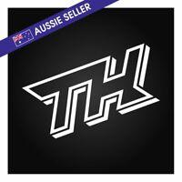 Treasure Hunt TH Logo Sticker - Hot Wheels Vinyl Cut Suit 510 Super RLC JDM Rare