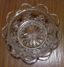 Beautiful Vintage Cut Glass Vanity/Pin Dish