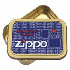 Zippo 3d Tobacco Tins 2oz and 1oz Joblot