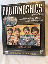 Photomosaics 1000 Piece Jigsaw The Beatles Sgt Peppers New & Sealed