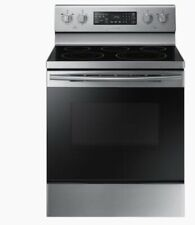 Samsung NE59M4320SS 5.9 cu. ft. Convection Electric Range Oven - Stainless Steel