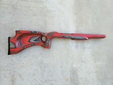 Ruger 10/22 Laminated Stock by Revival. New. Thumbhole, Cheek Rest, Rubber Pad.