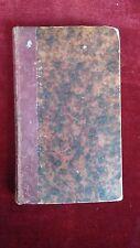 RELAZIONE D'UN VIAGGIO DI SCOPERTE DELLA COREA - B.Hall - Sonzogno, Milano 1820