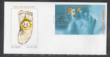 Germany 2002 For us children   of the beautiful FDC