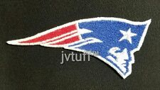 NFL New England Patriots Iron or Sew On Embroidered Patch Logo Buy 3 Get 1 FREE