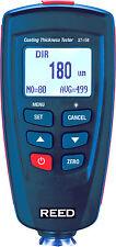 REED ST-156 Coating Thickness Gauge, 1250µm/50mils, Ferrous (F)/Non-Ferrous (NF)