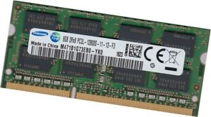 Samsung 8GB 1600 MHz Ram Speicher DDR3L RAM 204pin PC3L-12800S Notebook 1,35V