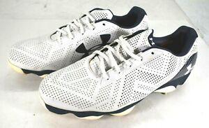 Under Armour UA Drive One Jordan Spieth Mens Golf Shoes Cleats 1294917-105 12